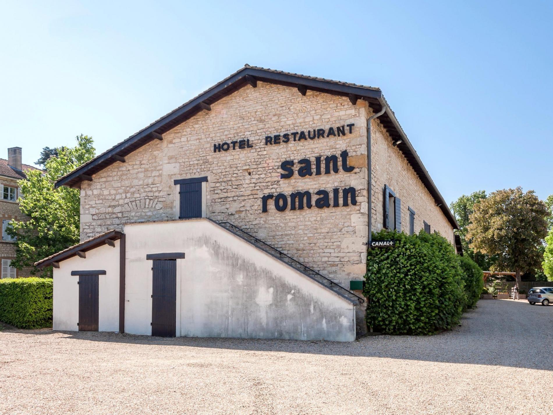 L'hôtel le Saint Romain reste ouvert pendant le confinement avec room service