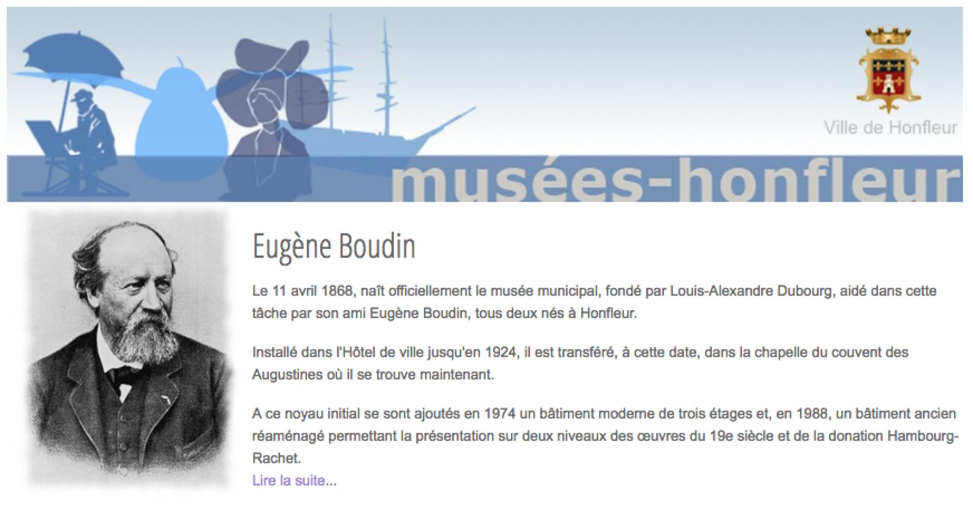 Les musées de Honfleur