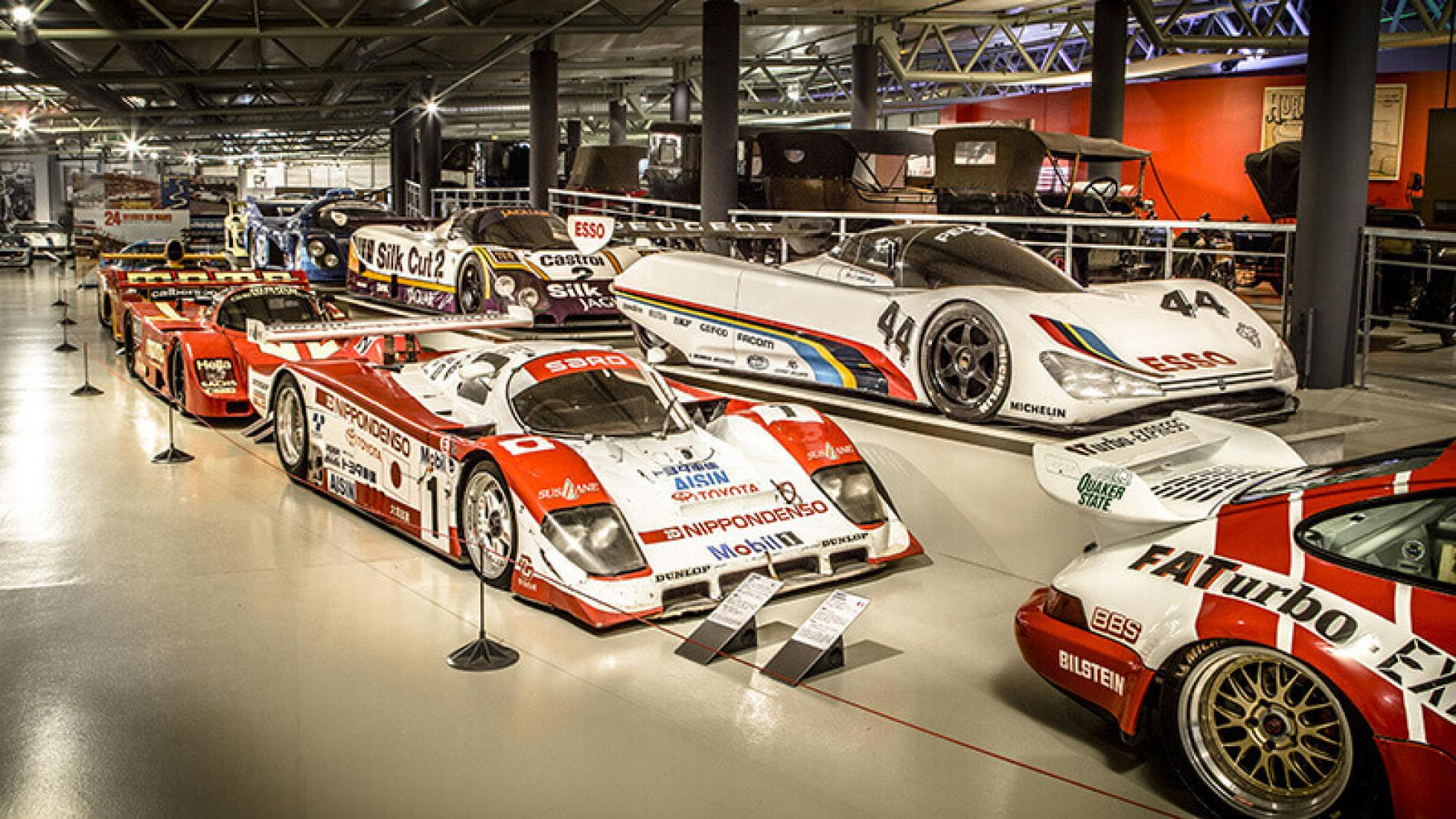 The Le Mans 24 hour museum