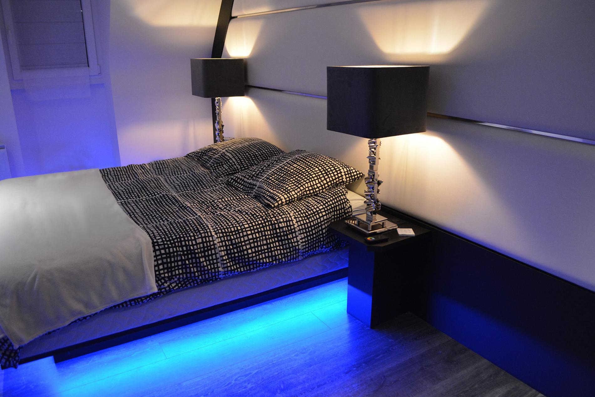 Aménagement de chambre pour un Loft - Ouistreham