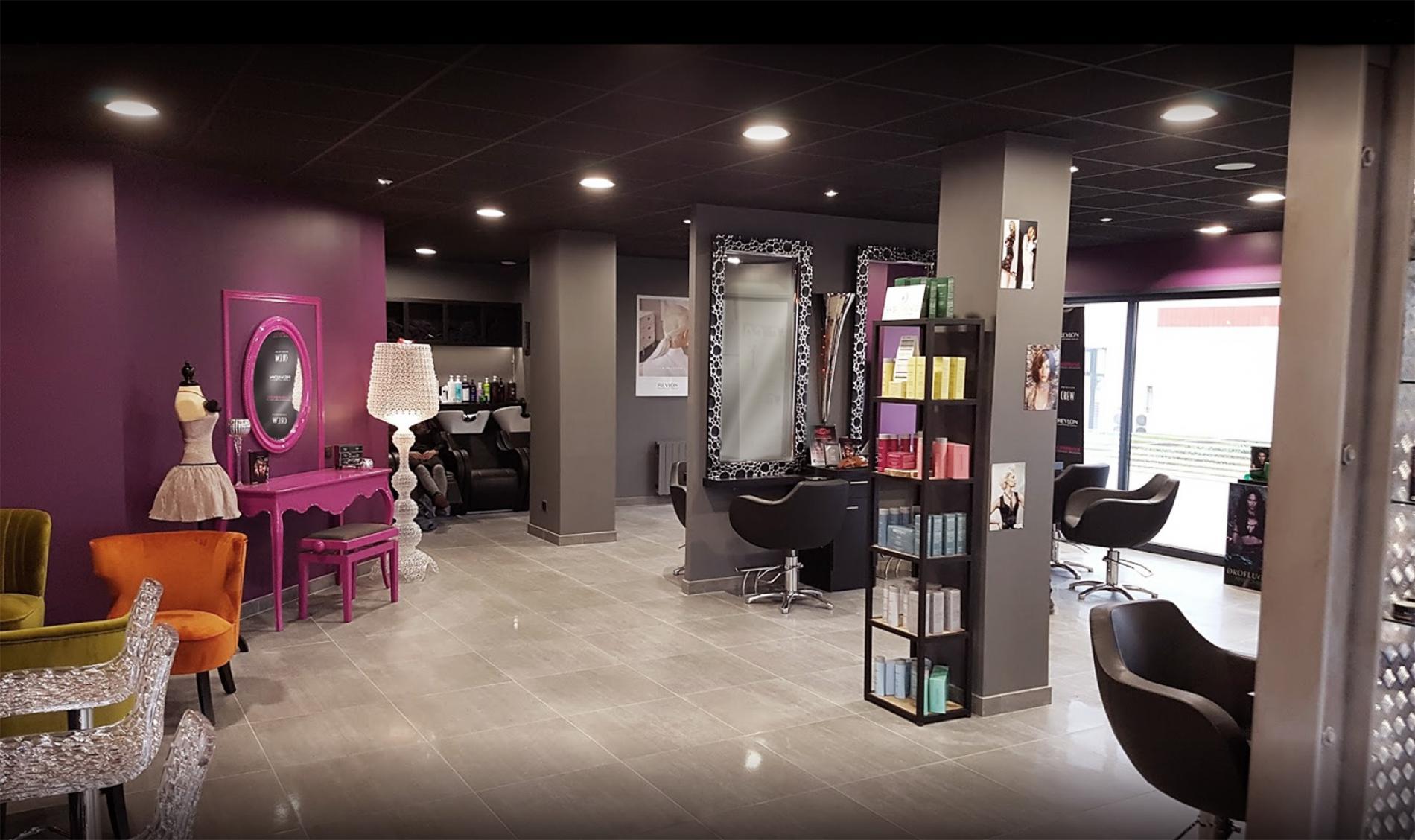 Salon de Coiffure - C Stephanie - Fleury Sur Orne