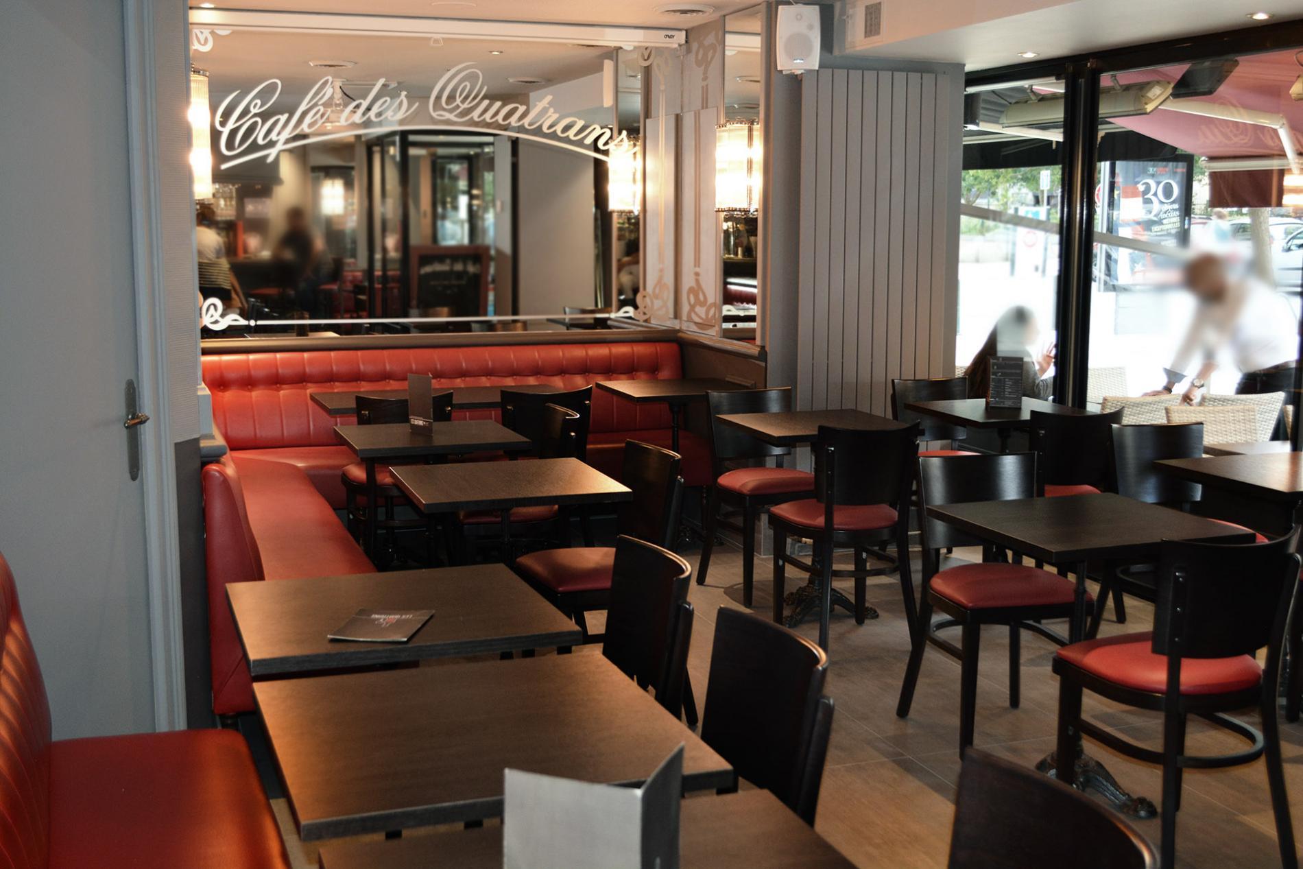 Café des Quatrans - Caen