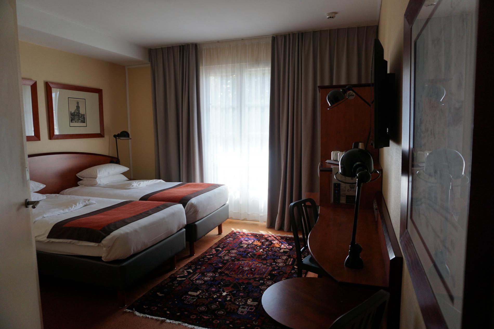 Chambres « Grand Confort »