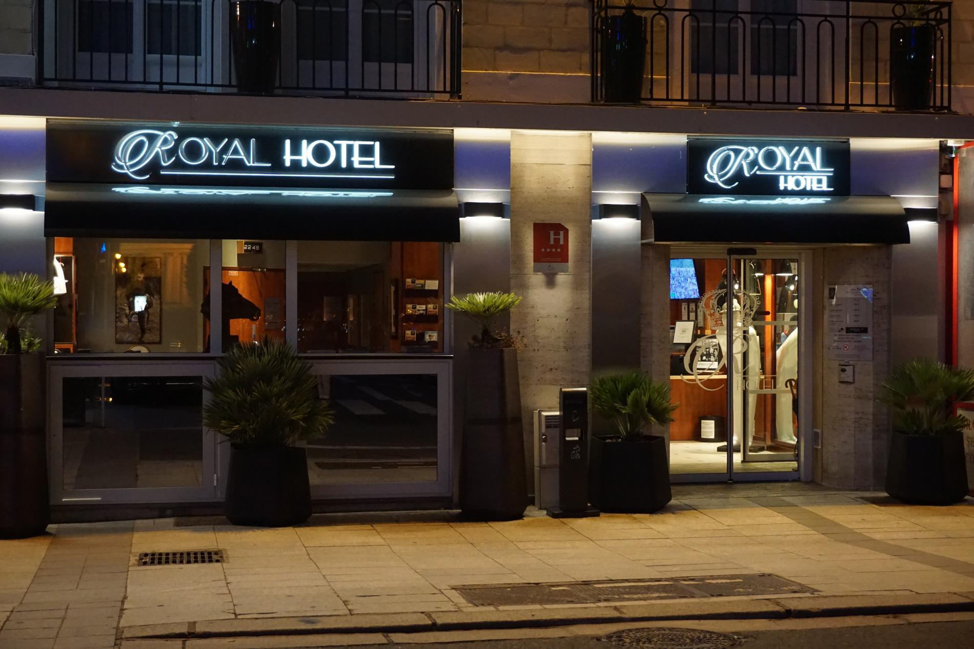 Caen City Center Hotel Royal Center Hotel Caen In Normandy