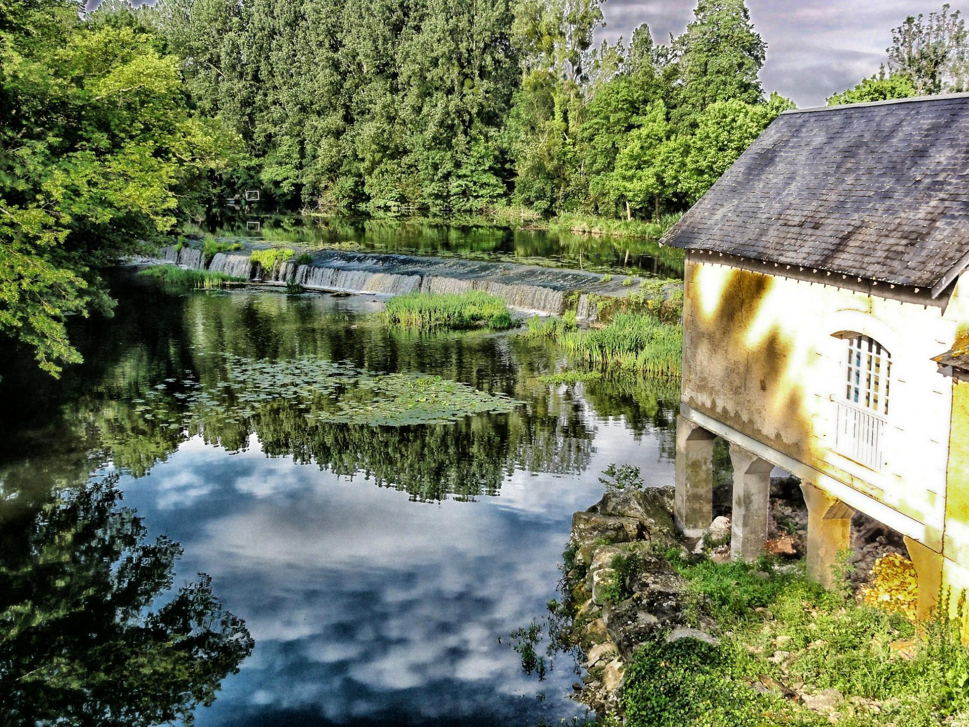 Marais Poitevin Regional Nature Park