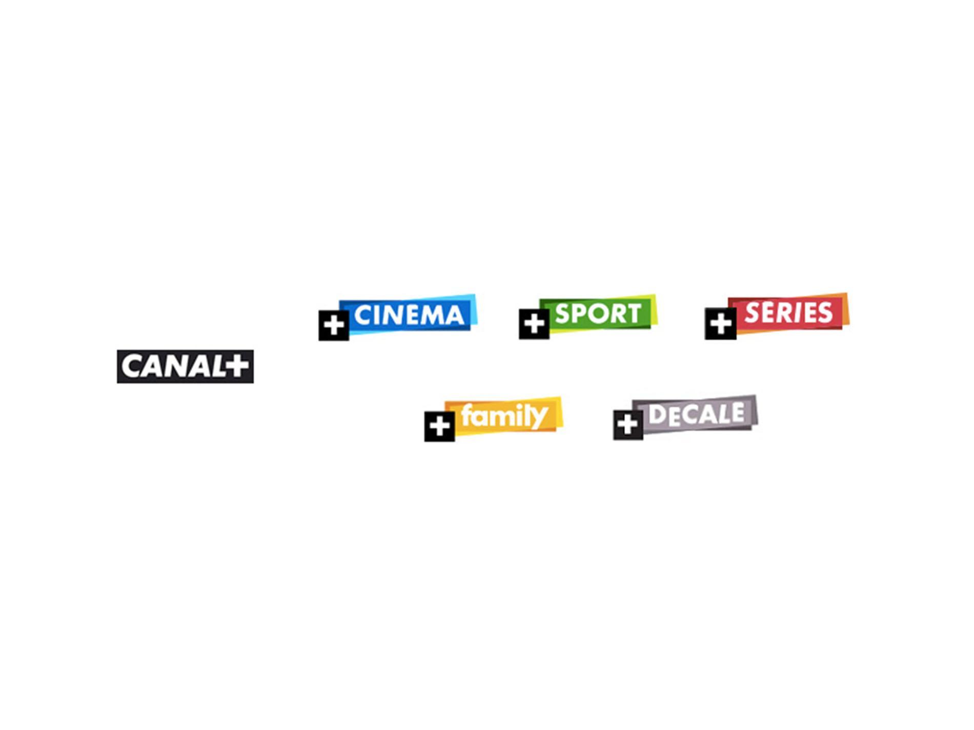 Chaînes Canal+ le bouquet