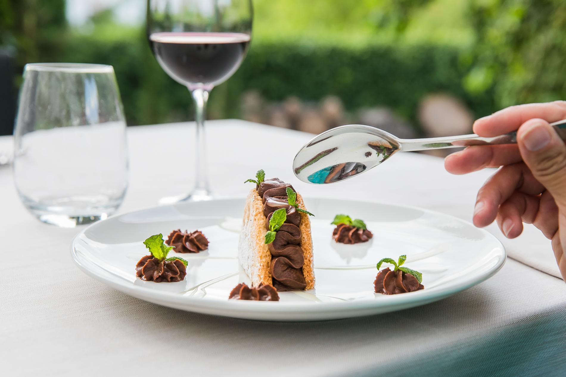 Déjeuner en terrasse Fontenay le Comte