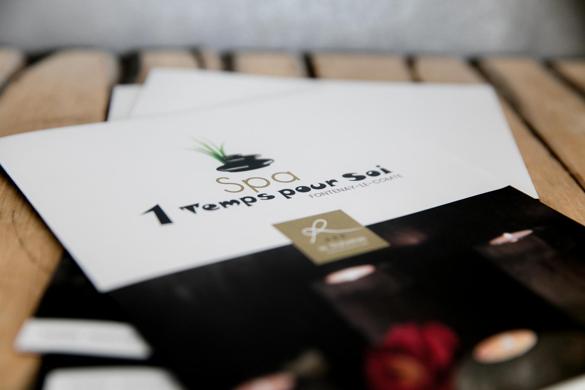 Brochure Spa 1 Temps pour Soi