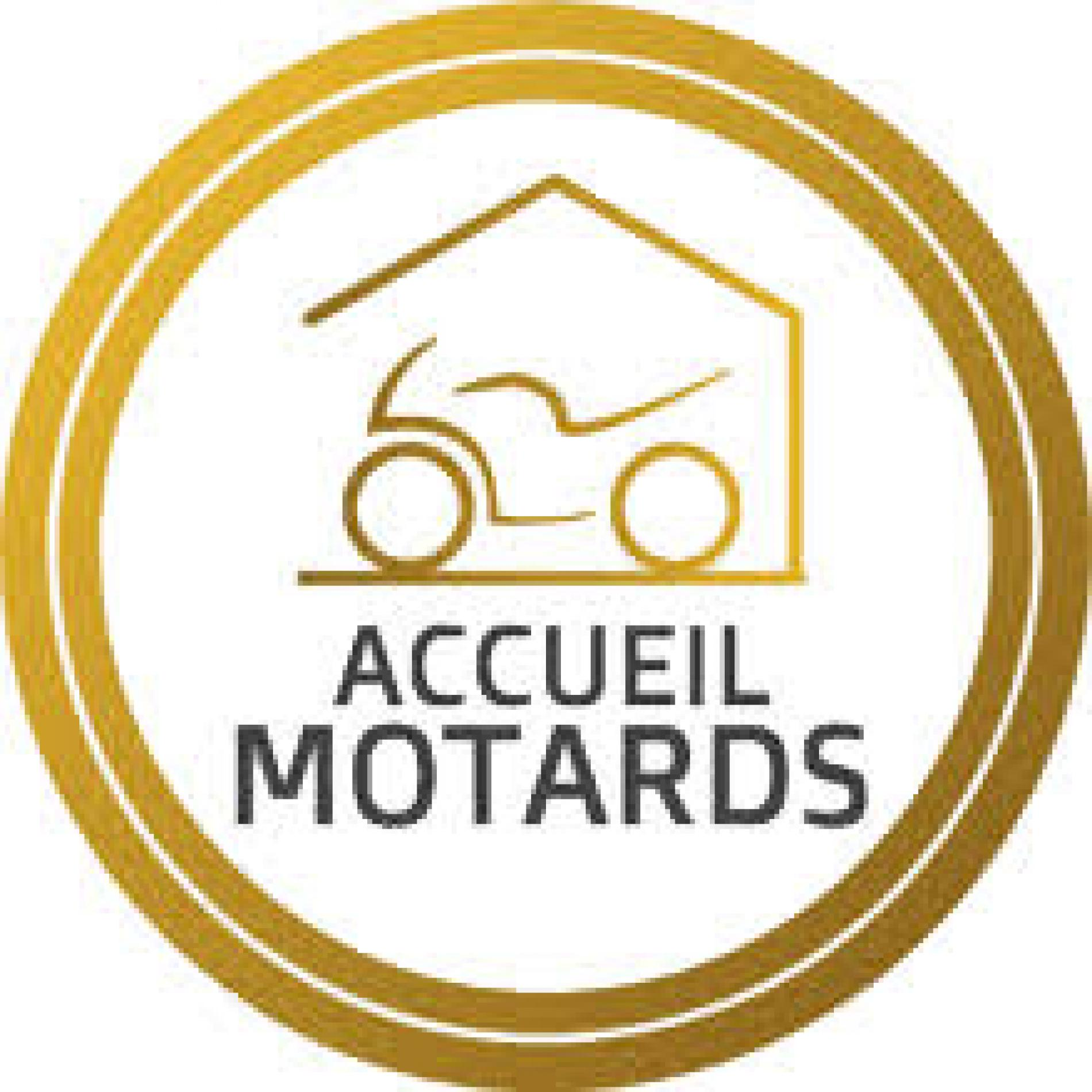Accueil Motard (garage fermé moto gratuit)