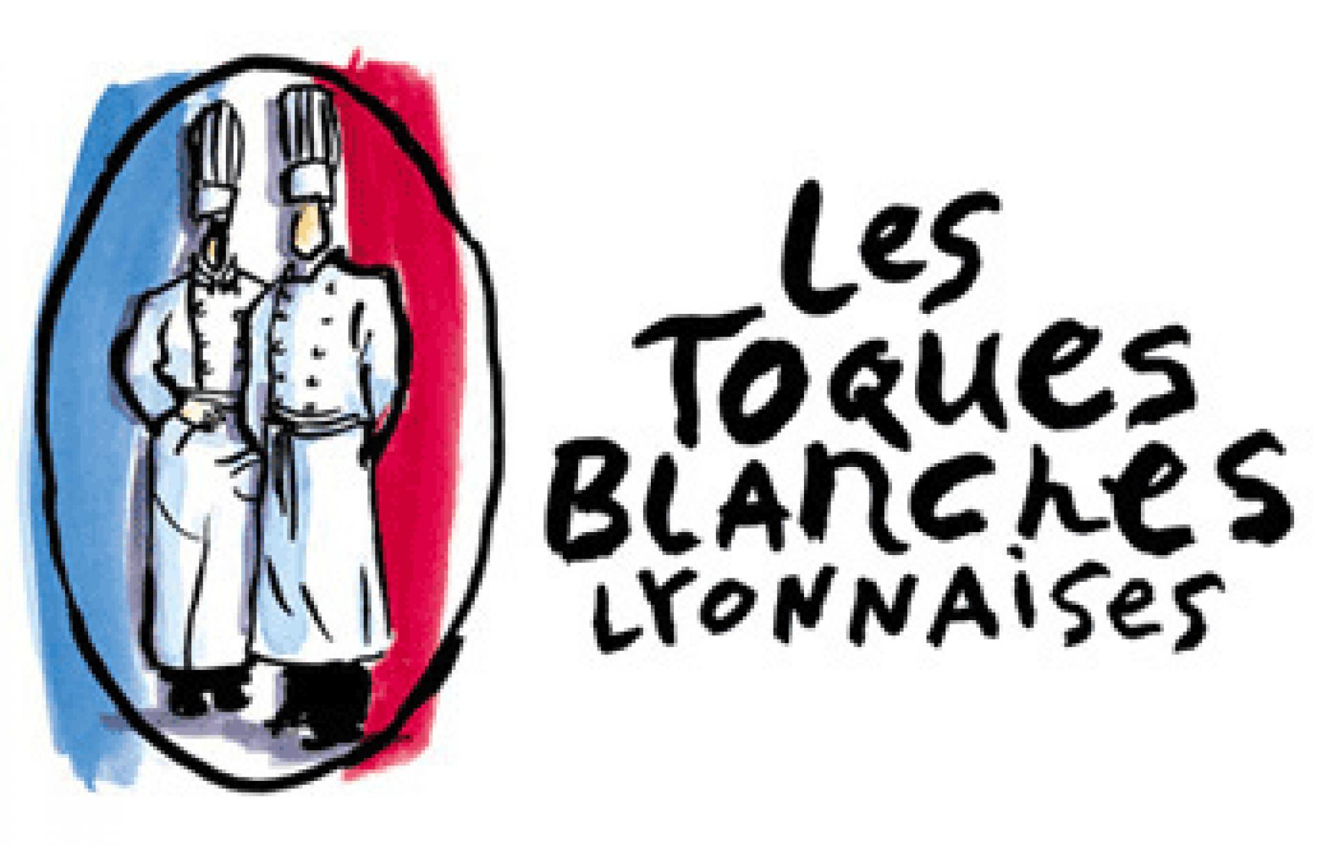Logo les toques blanches lyonnaises