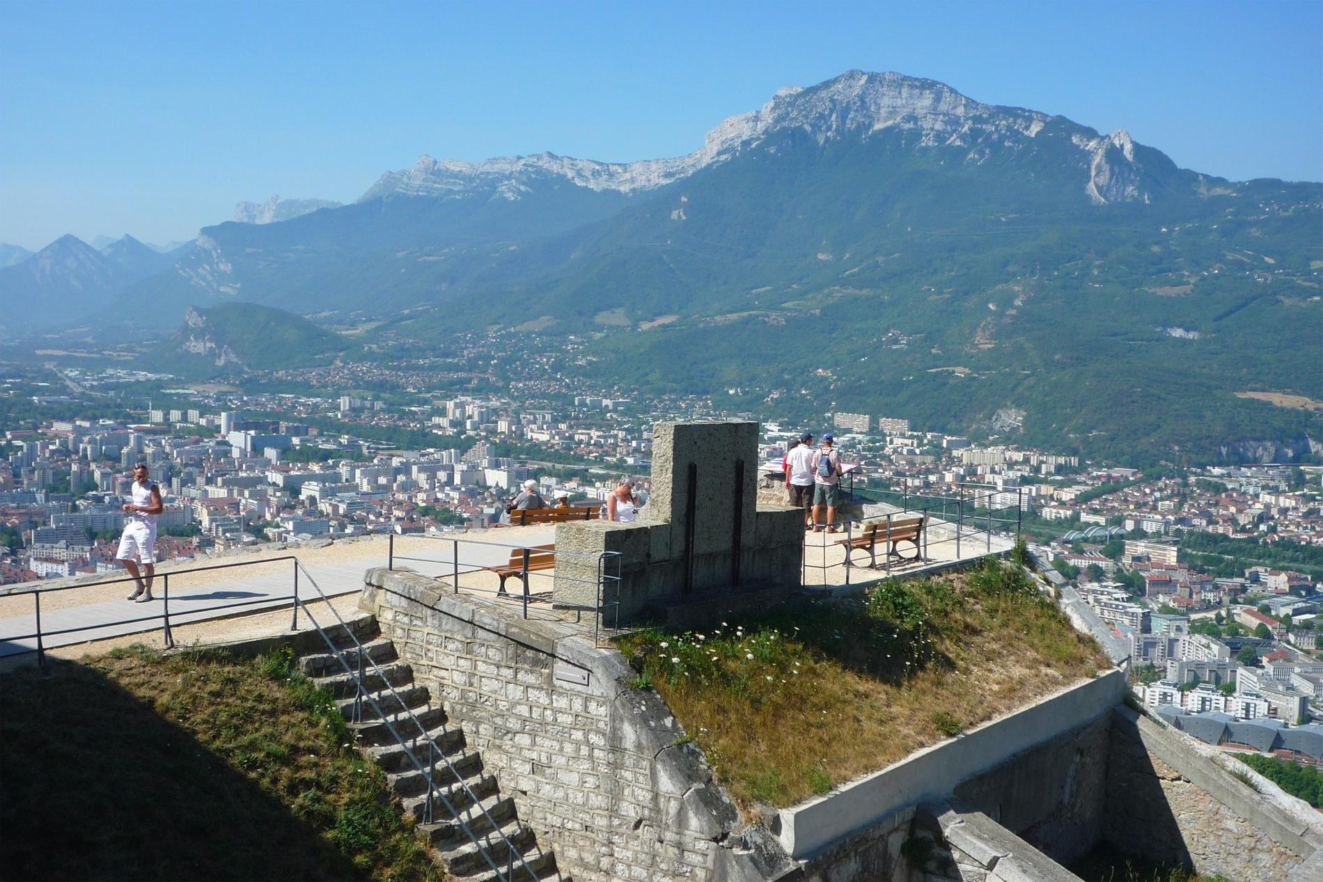 The Bastille of Grenoble