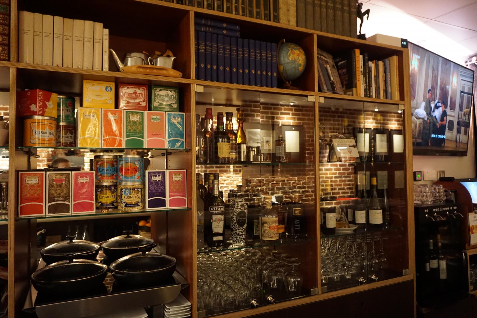 Welcome to the Bar de la Couronne