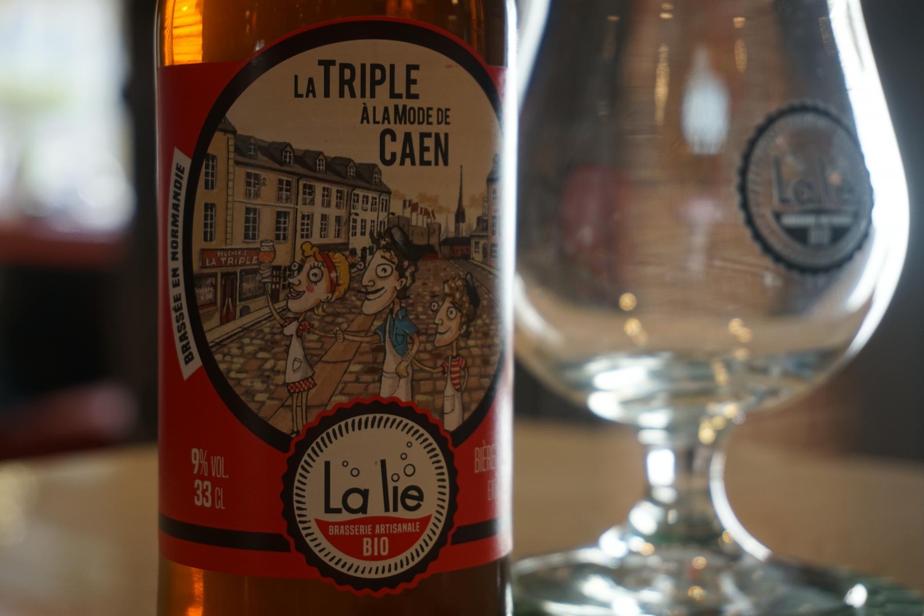 Les bières normandes au Bar de la Couronne