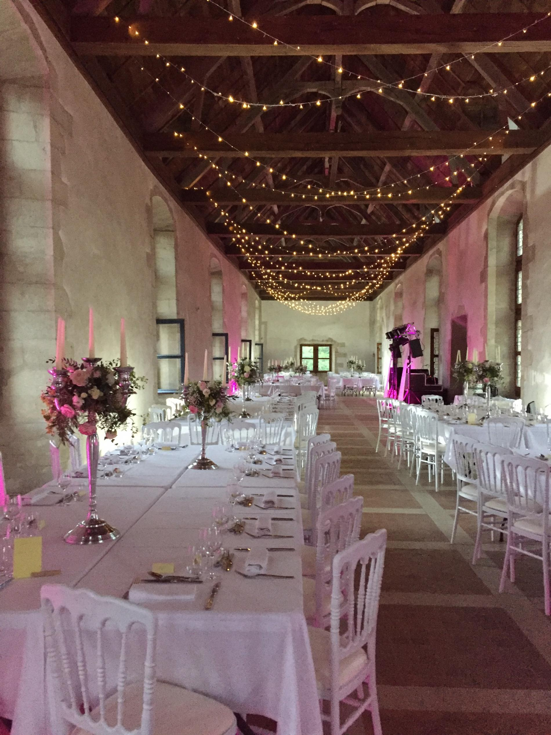 belle salle de Mariage