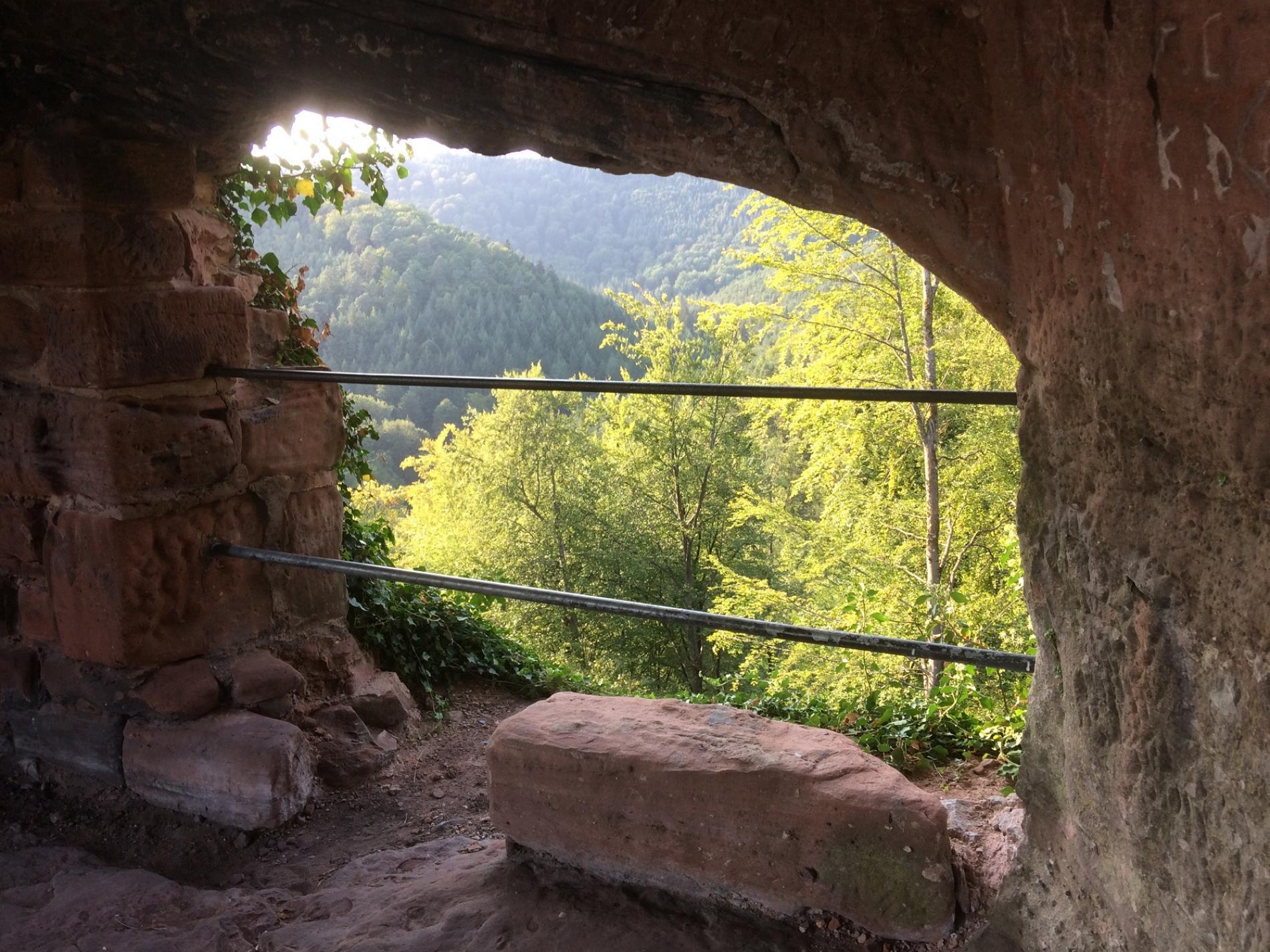 A la découverte des ruines de châteaux forts