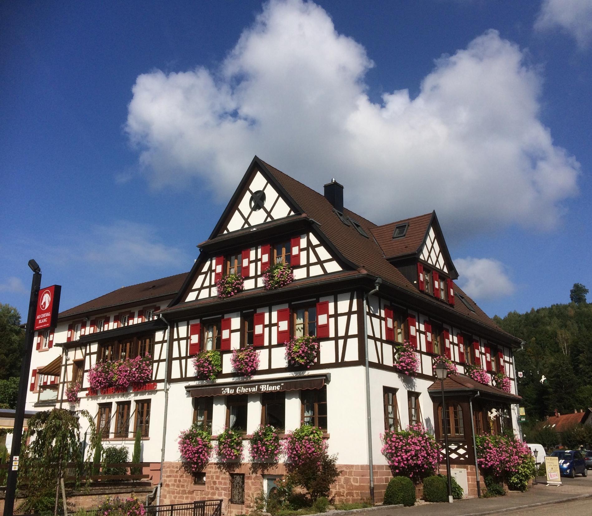 Alsace authentique tout près de l'Allemagne