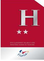 Hôtel 2 étoiles à Thionville