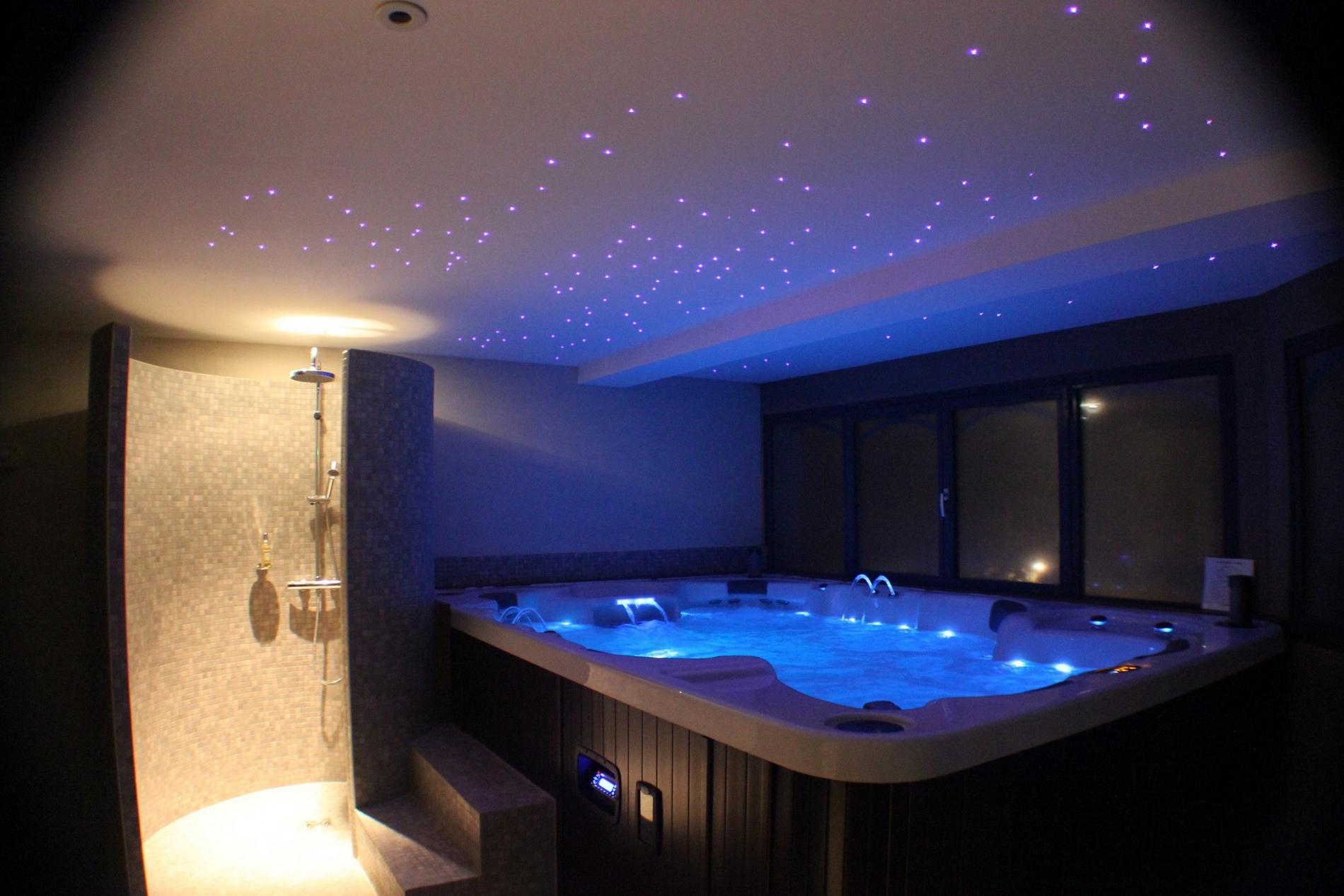 Spa Of The Hotel Charme Business Lyon In Limonest