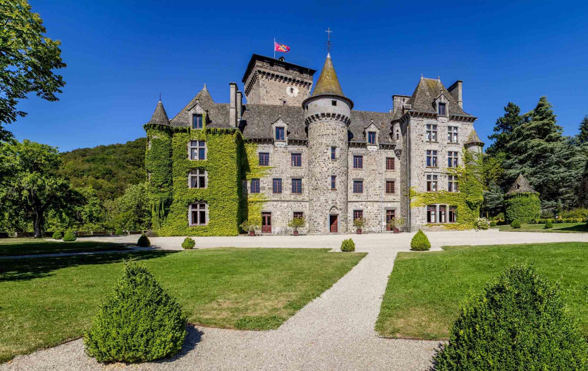 châteaux de Pesteils