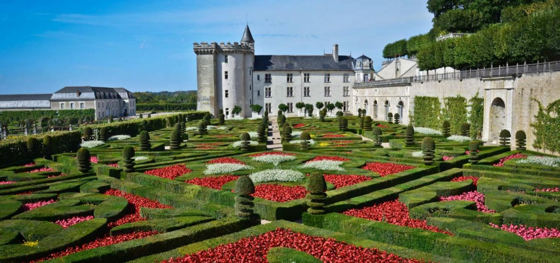 Castle of Villandry