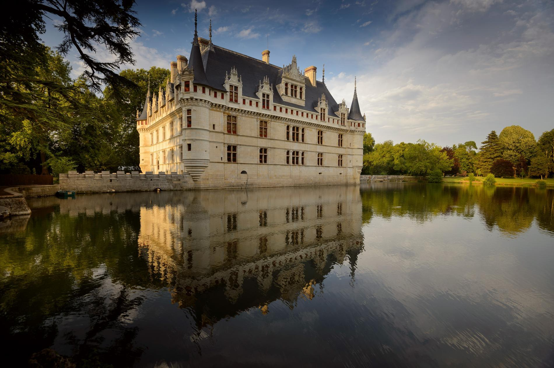 Castle of Azay-le-Rideau
