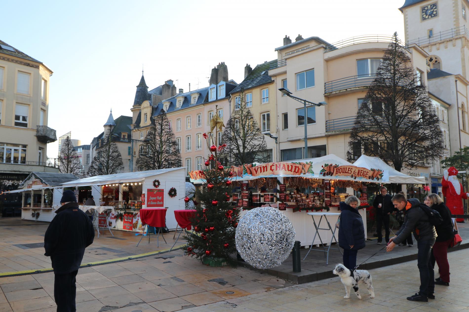 Marché de Noël Thionville