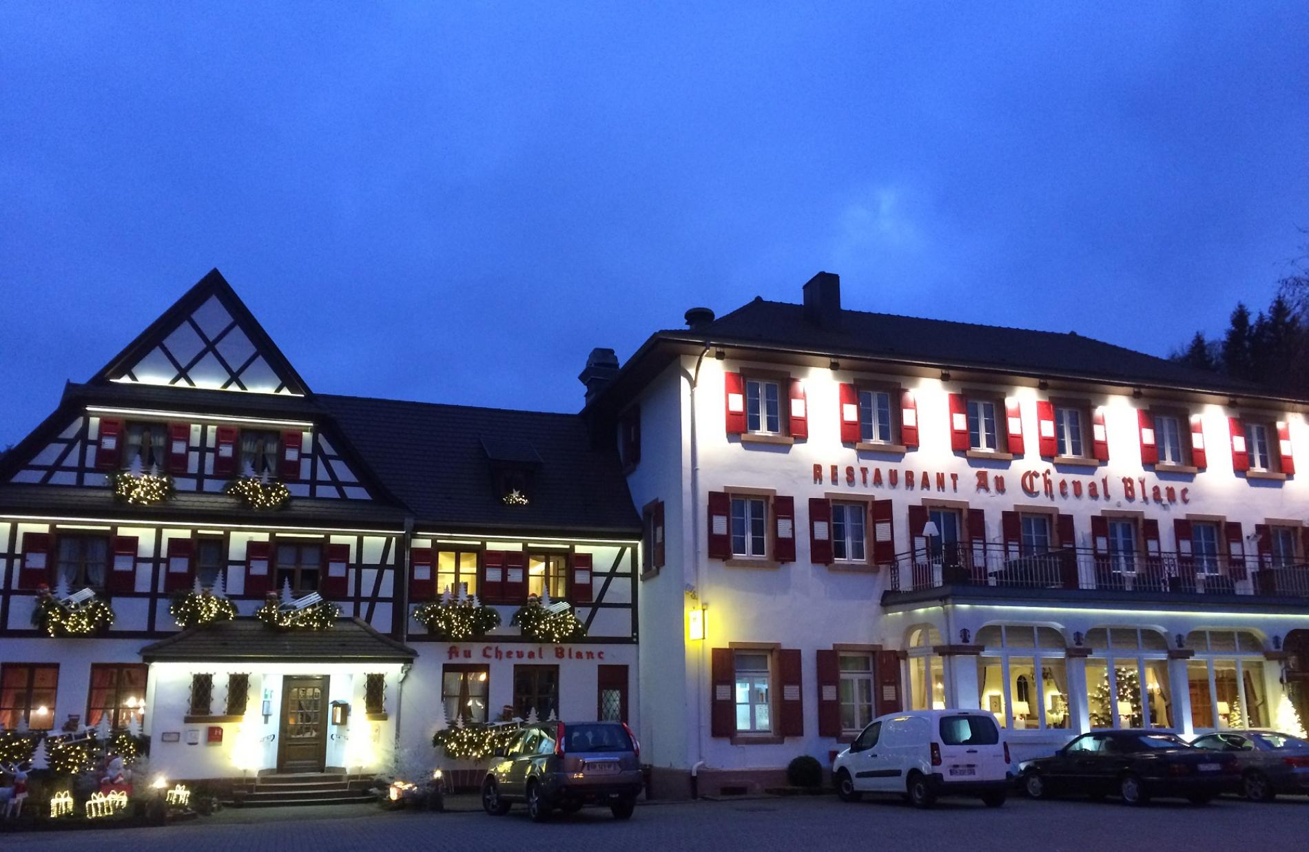 Alsace à Noël