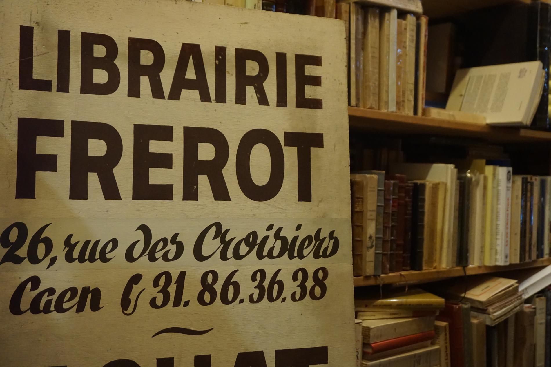 Librairie FREROT