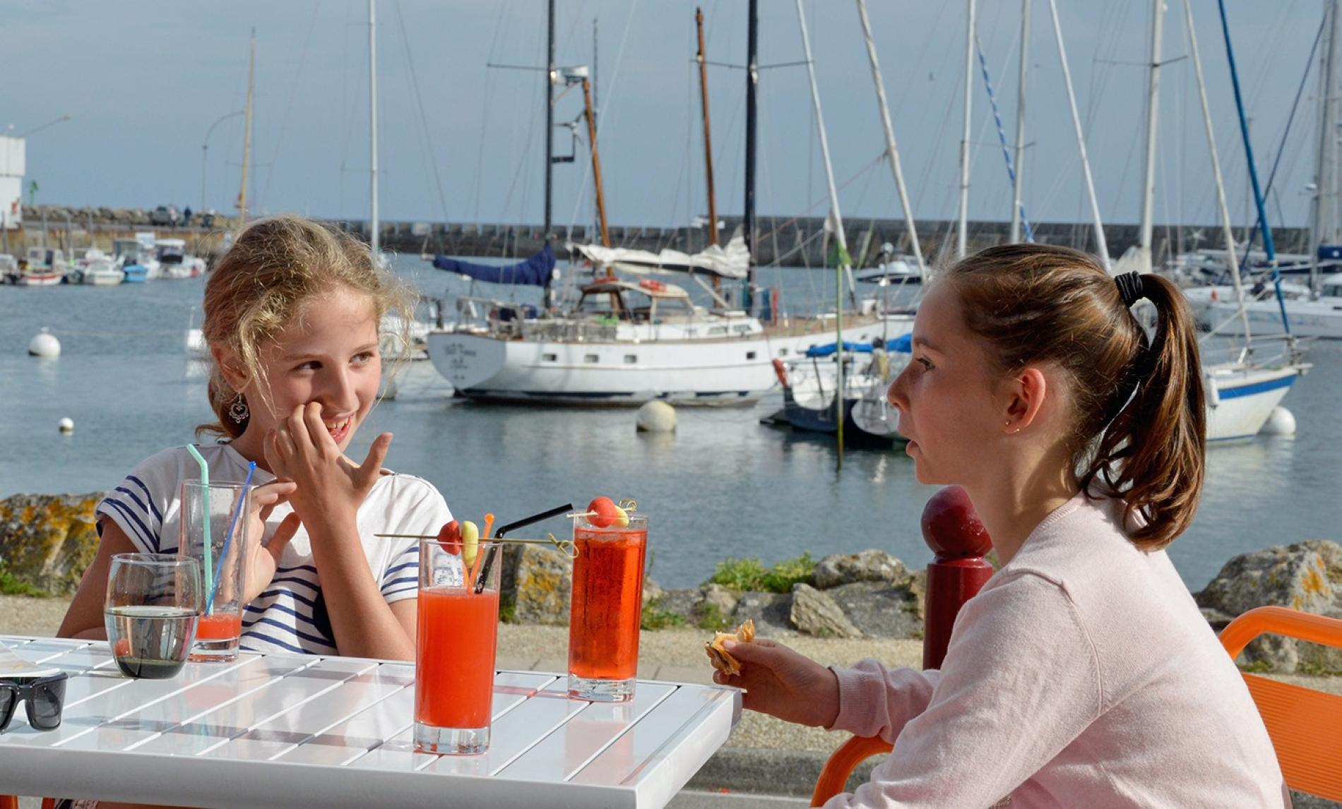The children's menu 11 € (-10 years) (every day, lunch and dinner)