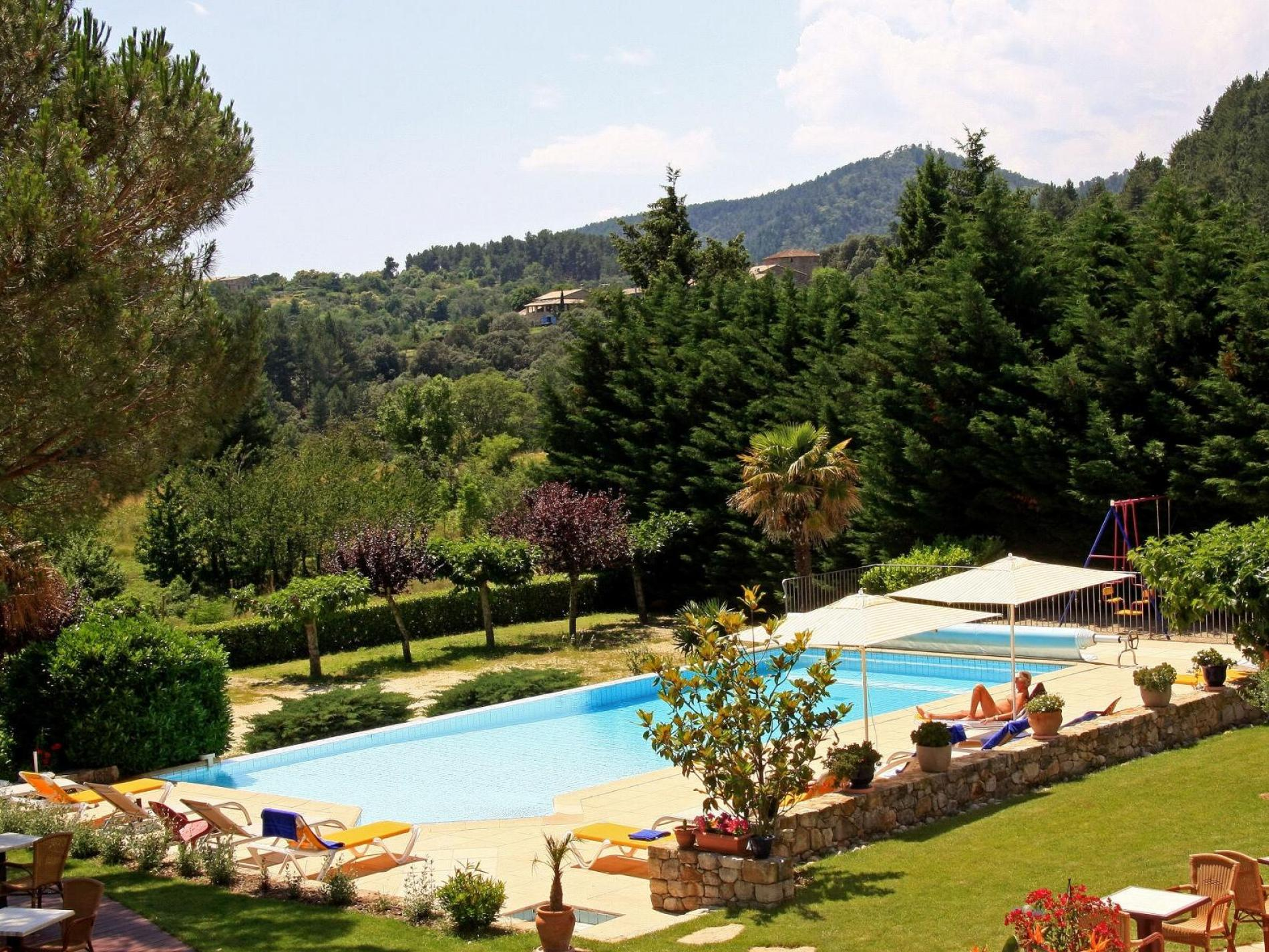 Relaxation & Wellbeing at the hotel's spa Le Chêne Vert *** in Rocher en Ardèche
