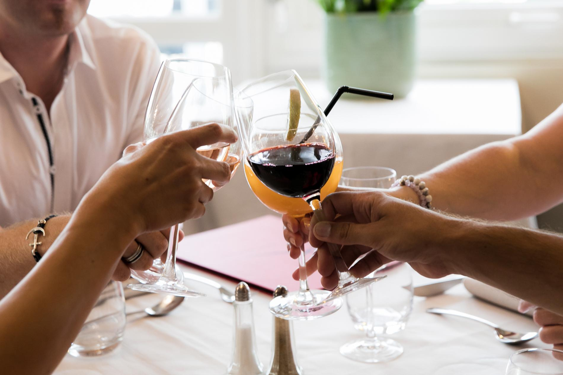 Restaurant entre amis Fontenay le Comte