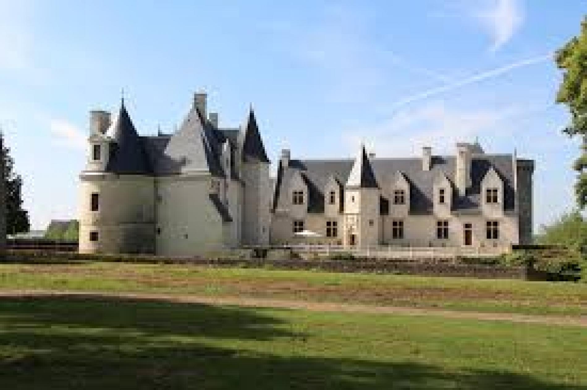 Castle of Palluau Sur Indre