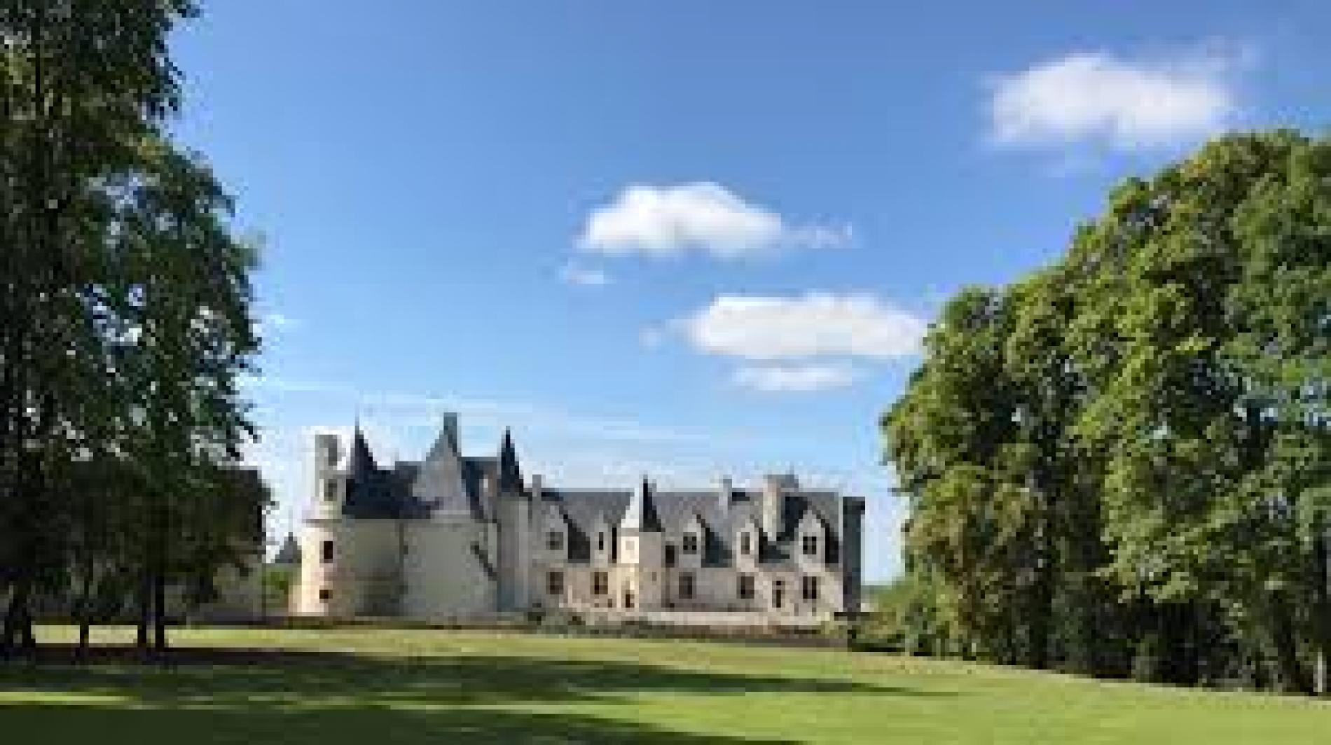 Château de Palluau Frontenac