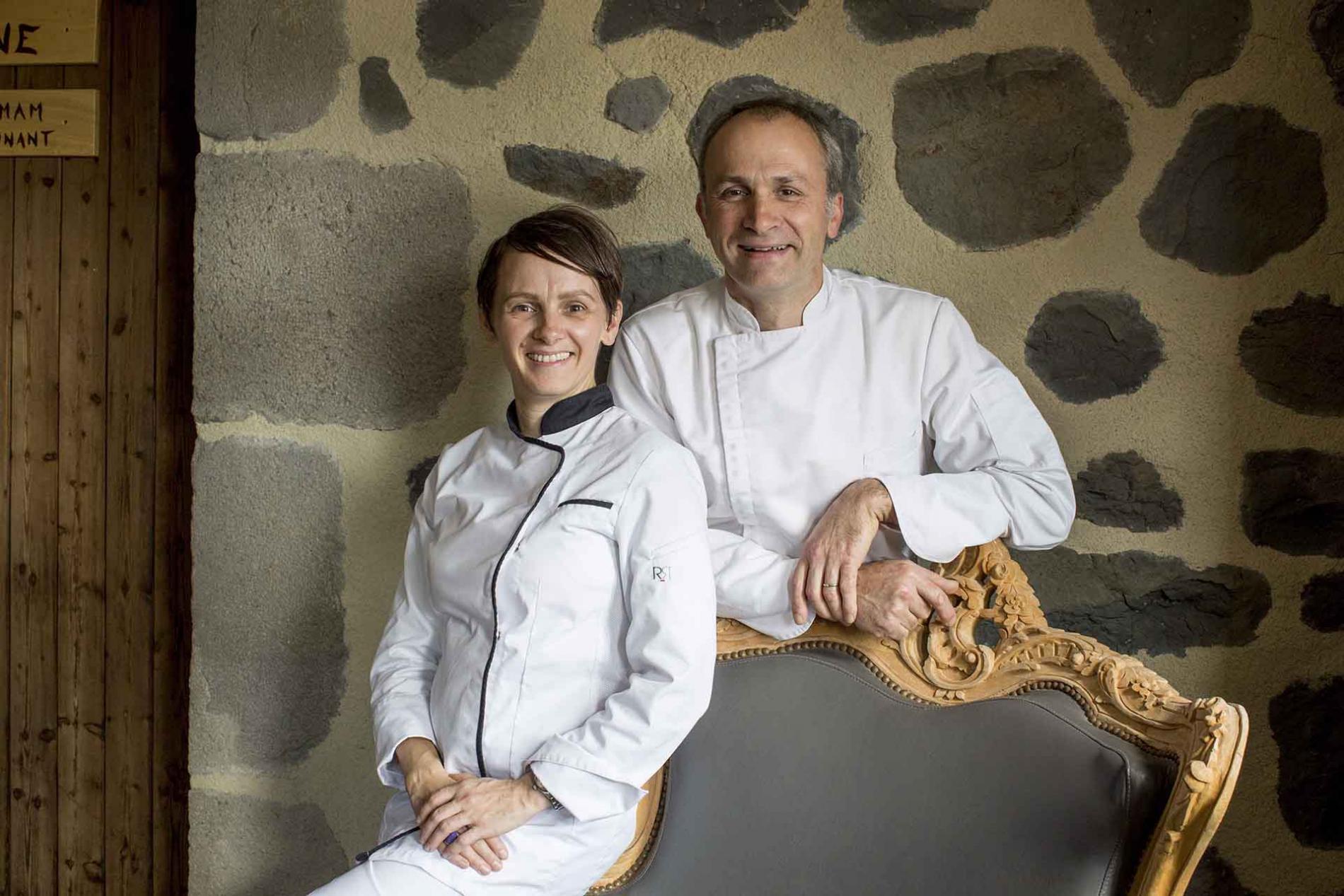 Chef Marie et Chef Stéphane