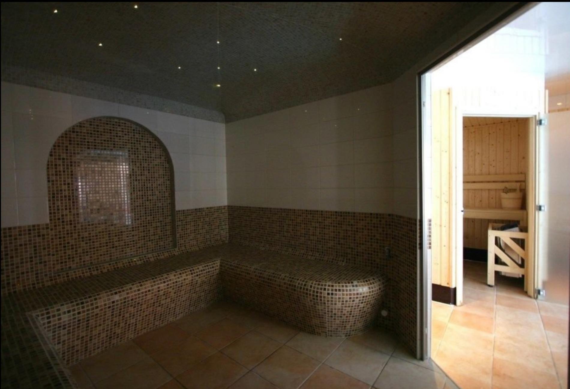 Spa à l'hôtel Le Clos Deauville Saint Gatien