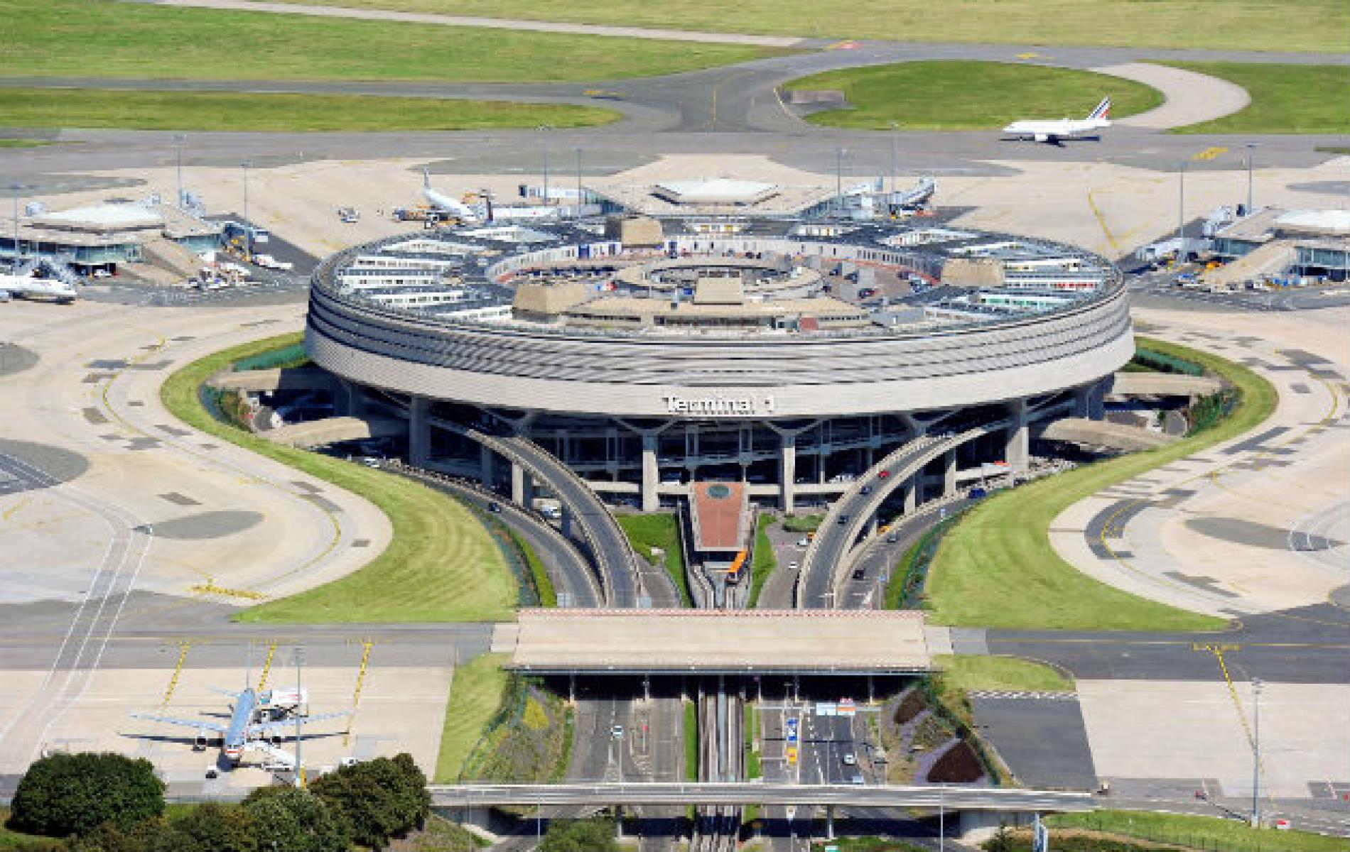 Aéroport Roissy Charles De Gaulle