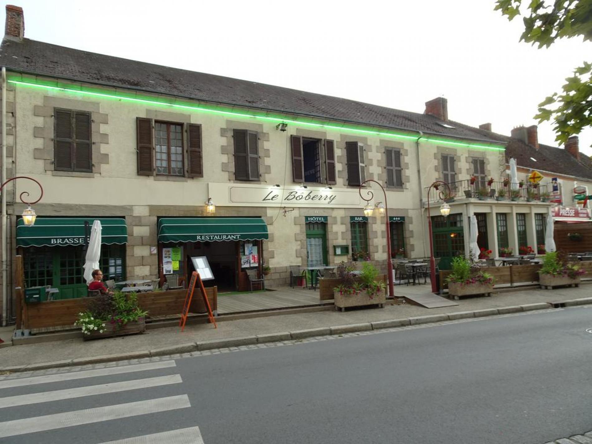 Hôtel Le Bôberry