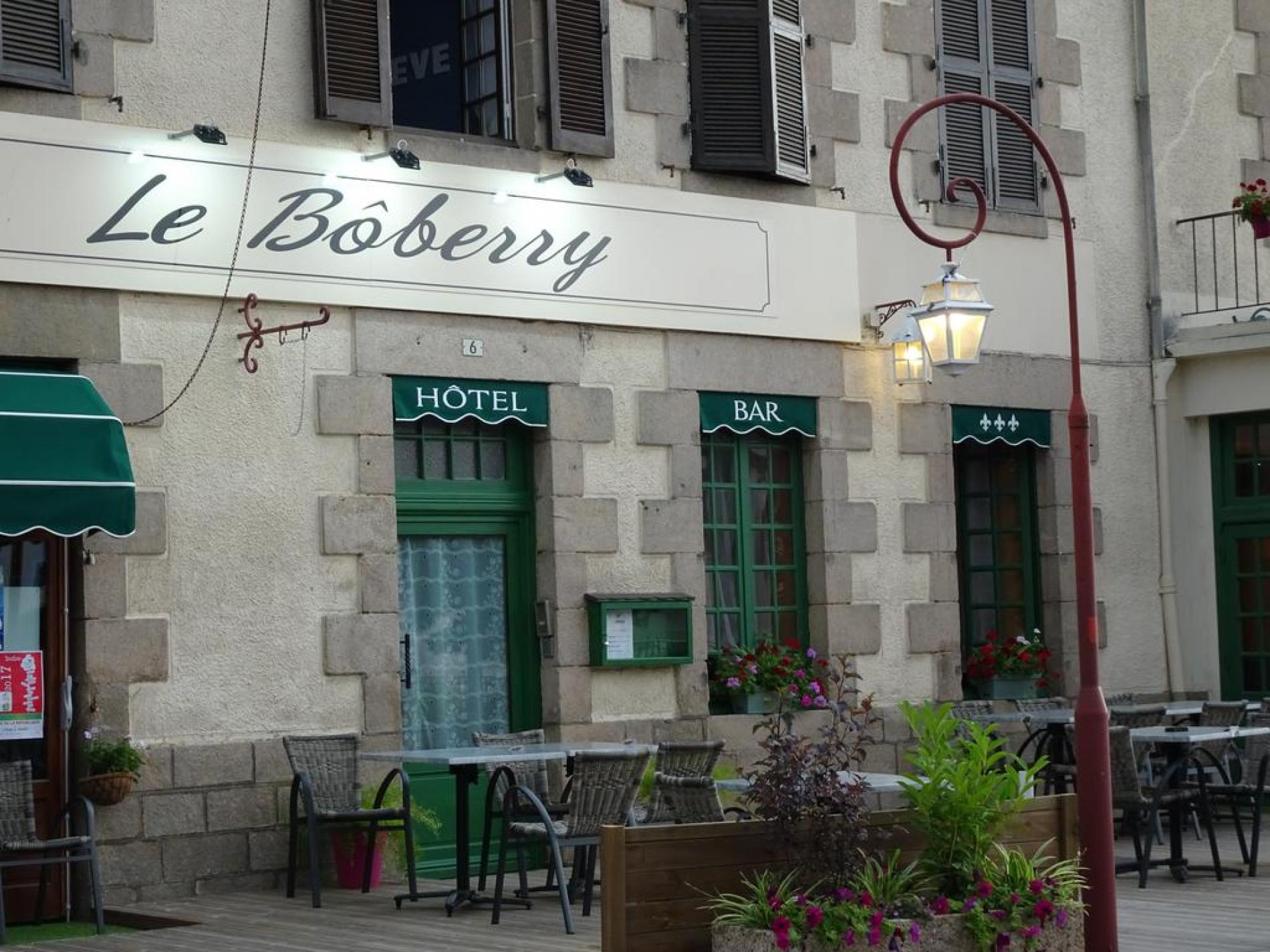 Le Bôberry Hotel