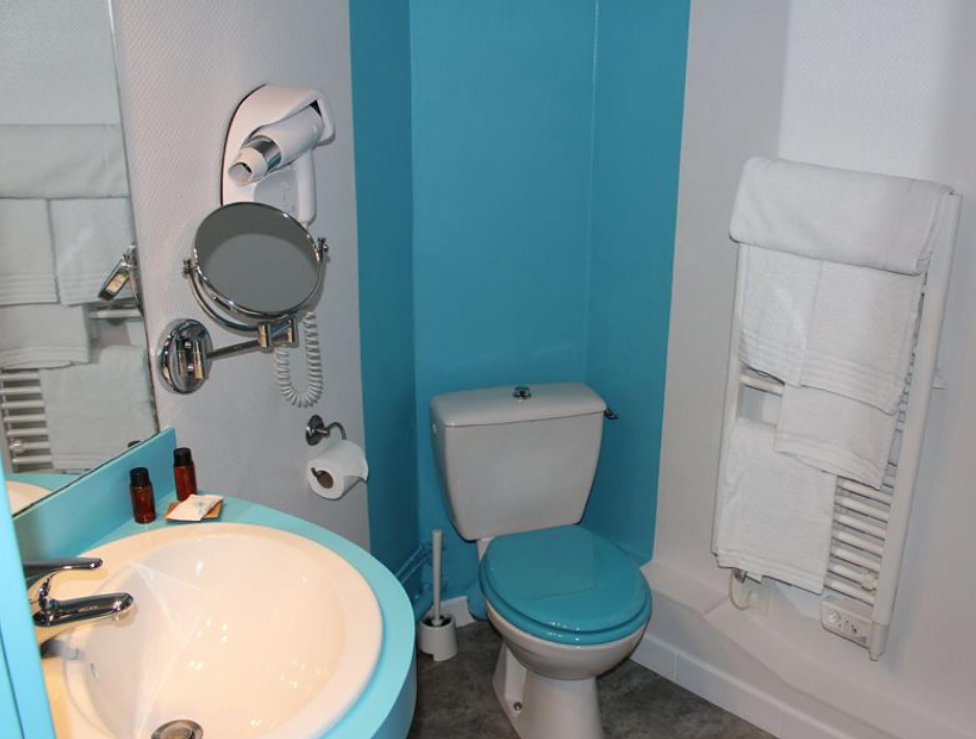 Salle de bain Chambre Classic
