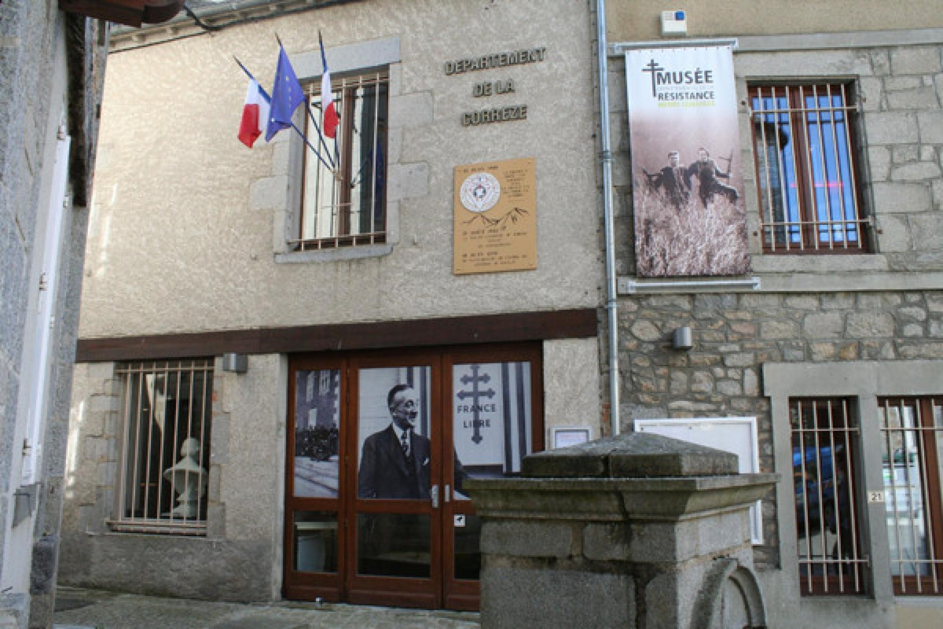 Museum of the Resistance in Neuvic