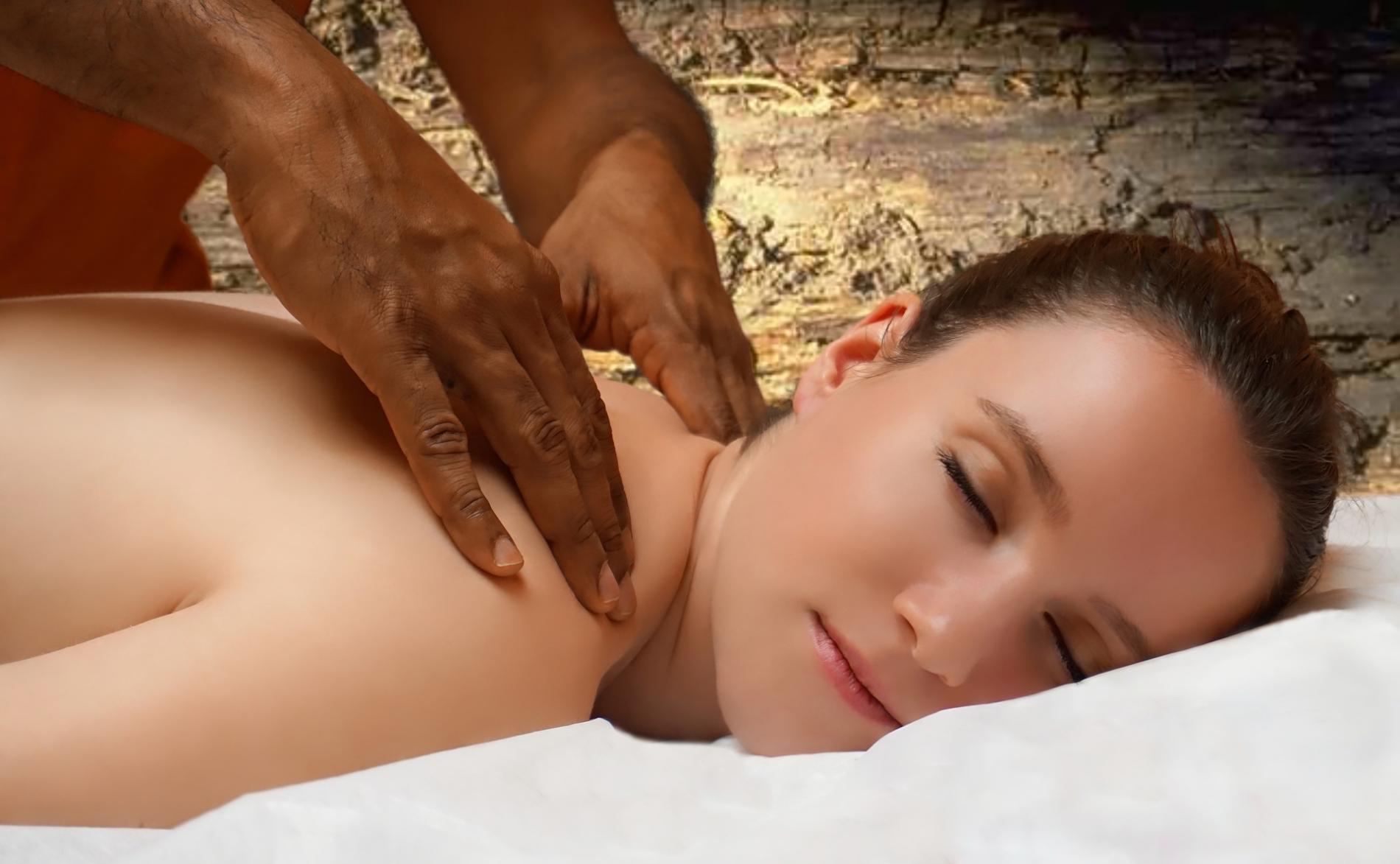 Massage Californien pour 1 personne