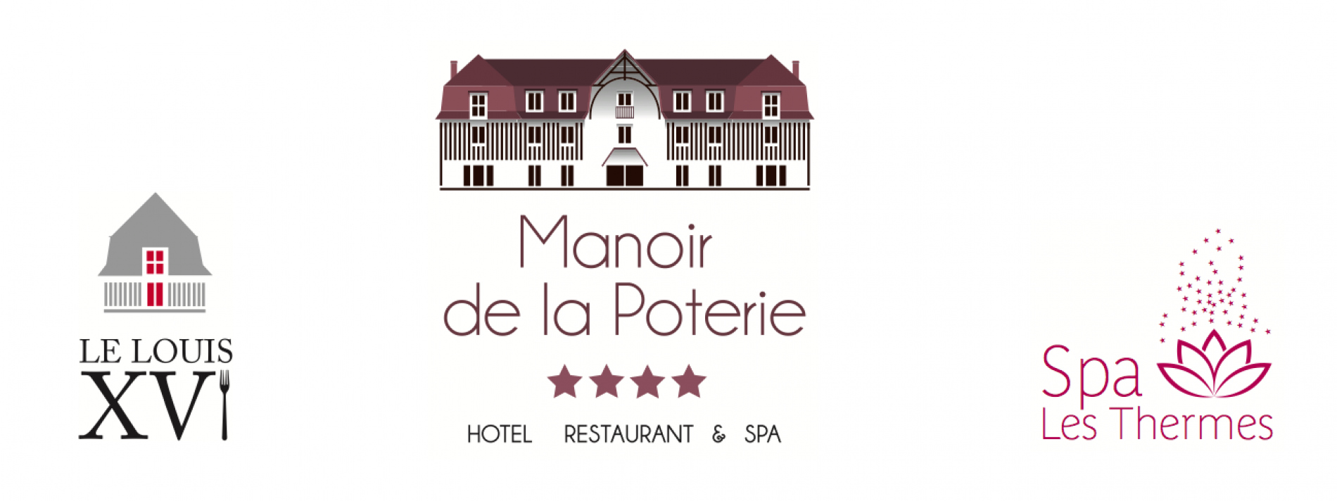 Our second hotel 17 kms from the Manoir de la Poterie