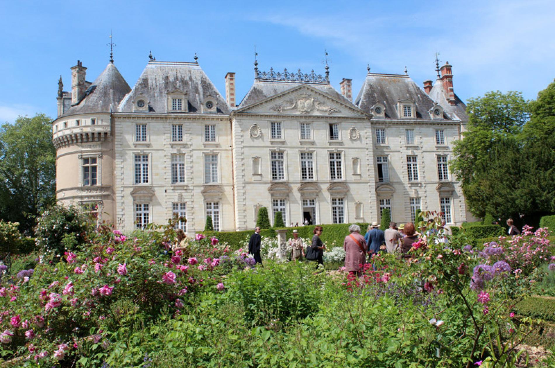LE château du lude