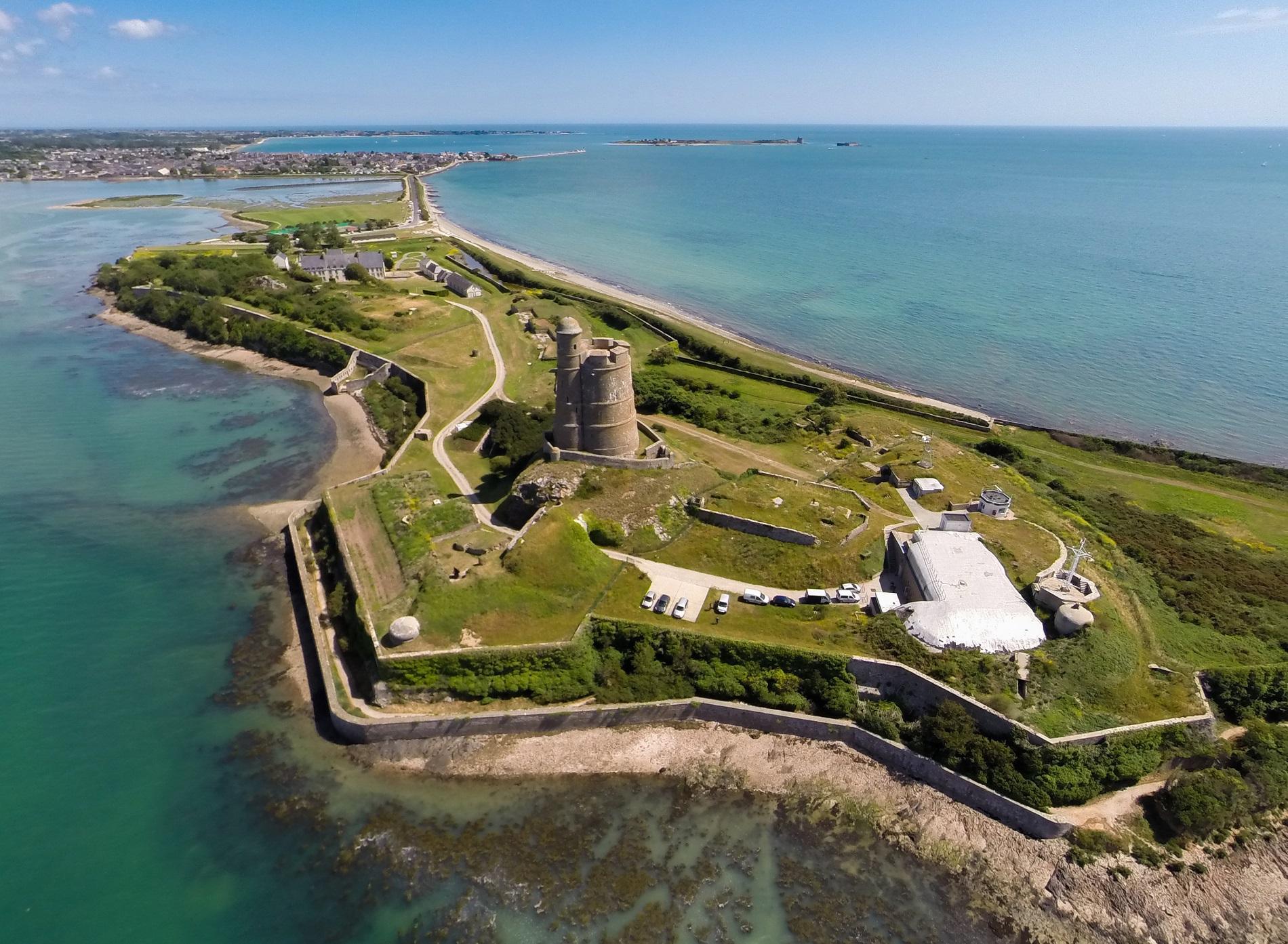 Le Fort Vauban de la Hougue