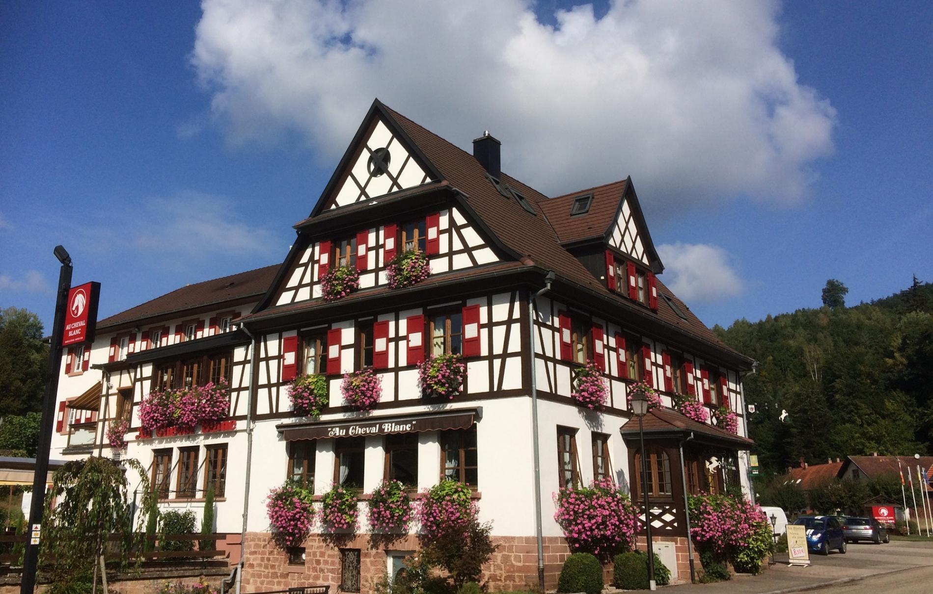 L'été à Niedersteinbach
