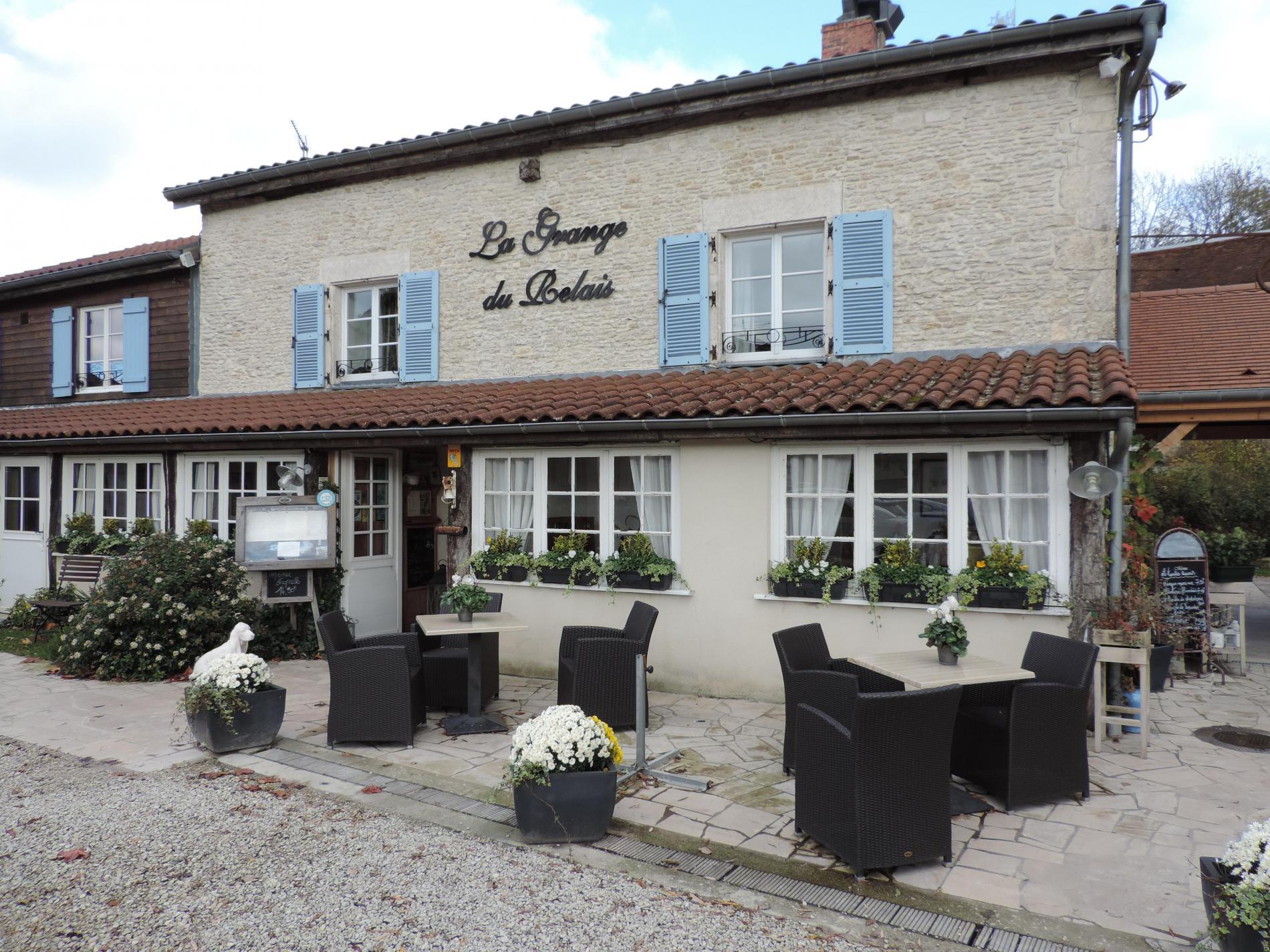 Logis Hotel Colombey Les Deux Eglises La Grange Du Relais Champagne Ardenne