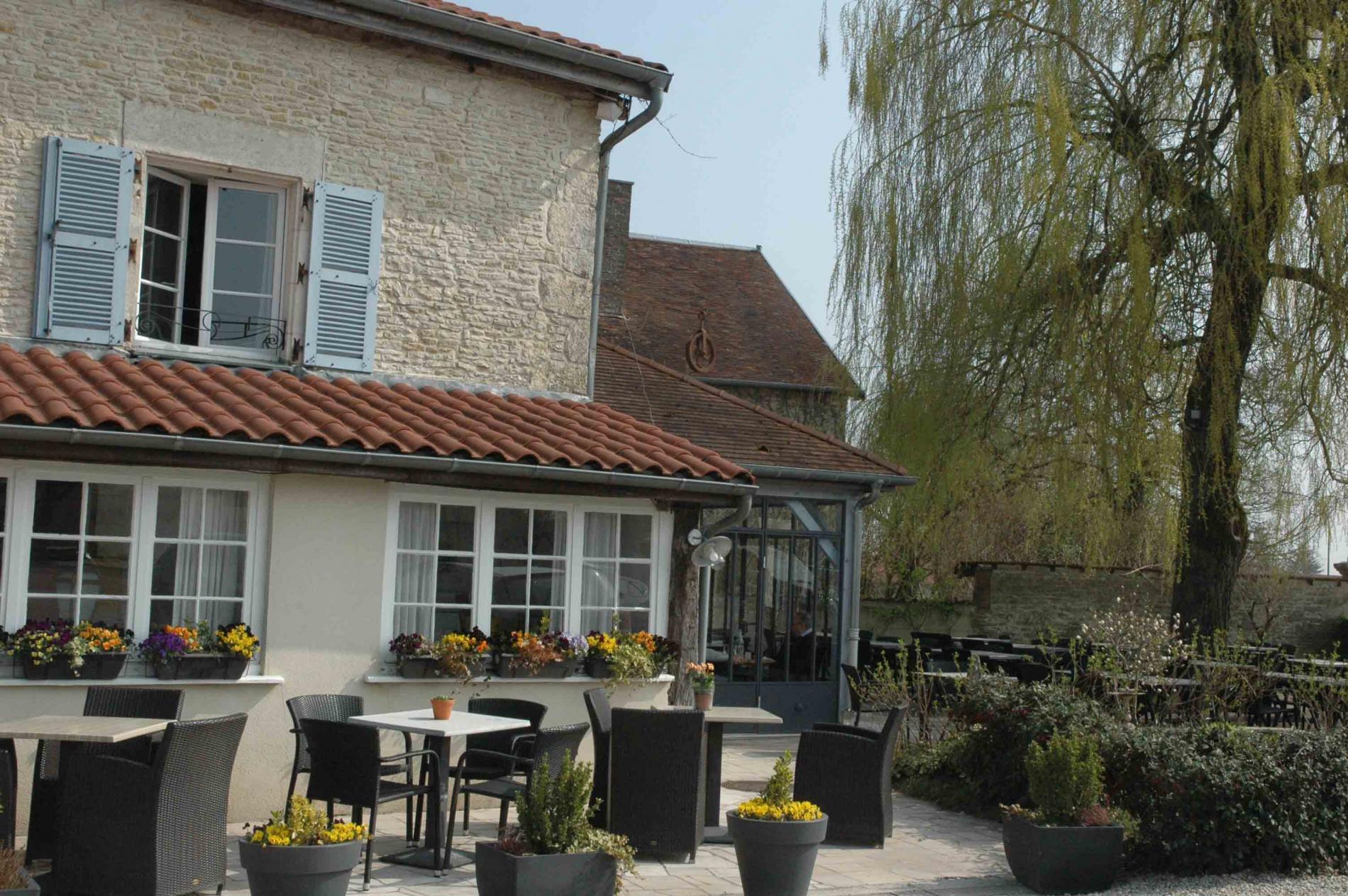 Restaurant, la Grange du Relais