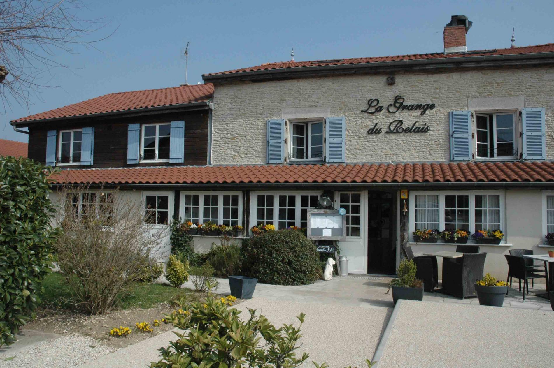hôtel restaurant la Grange du relais