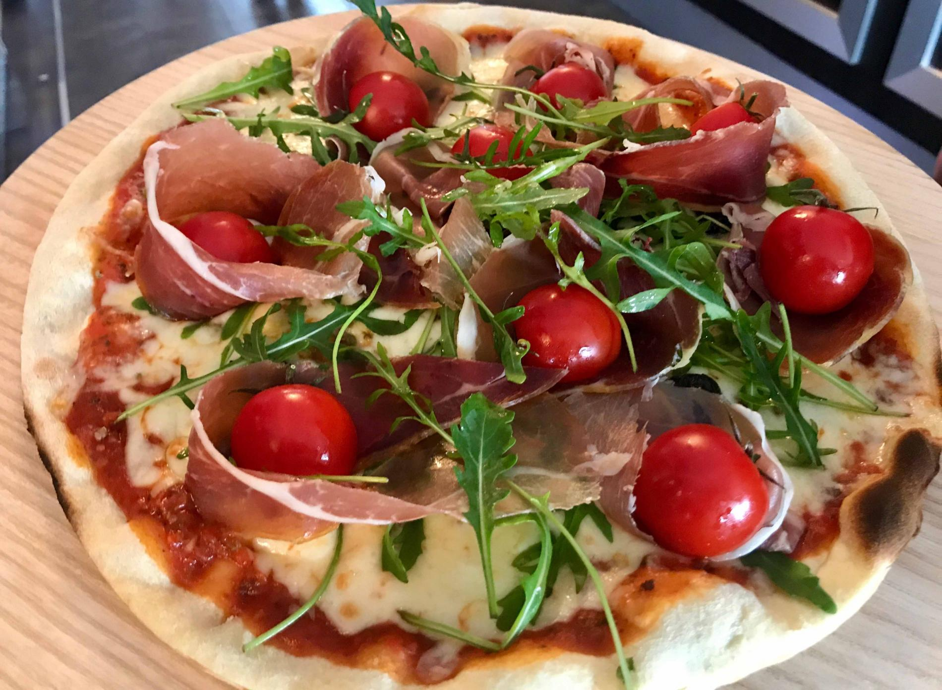 Our Pizzas on site or take away