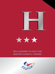 Hôtel 3 étoiles